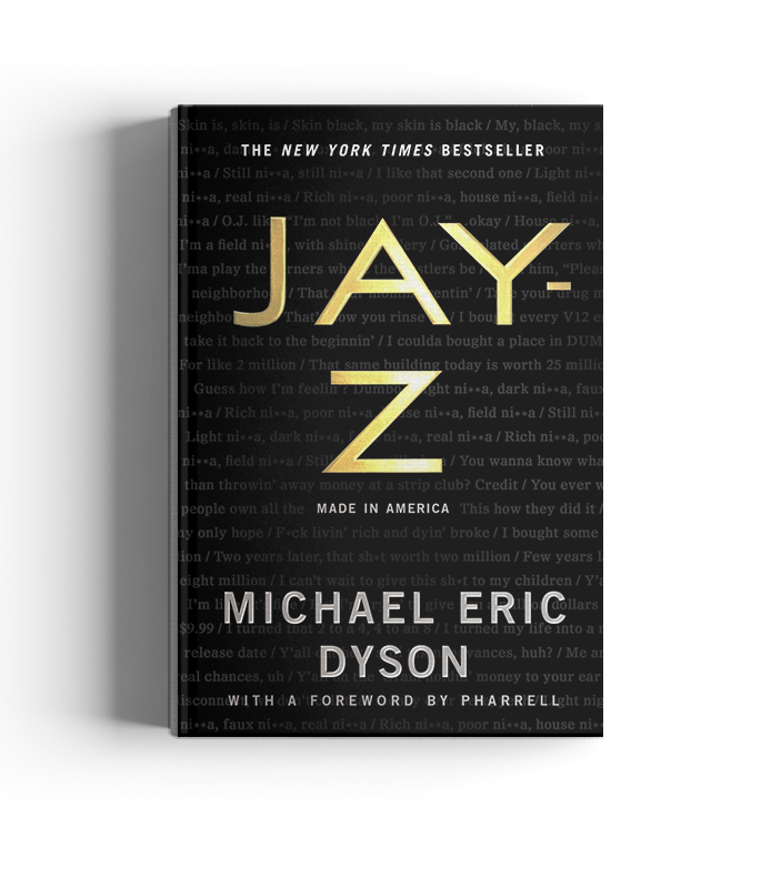 Jay Z Made In America by Michael Eric Dyson